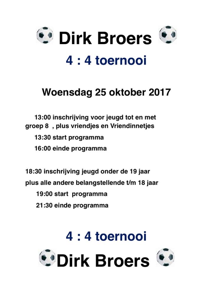 dirkbroers-toernooi